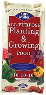 Lilly Miller All Purpose Planting And Growing Food 10-10-10 16lb