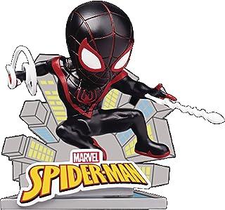 Beast Kingdom Marvel Comics Spider-Man Mile Morales Mea-013 Mini Egg Attack Figure, Multicolor (JUN198114)