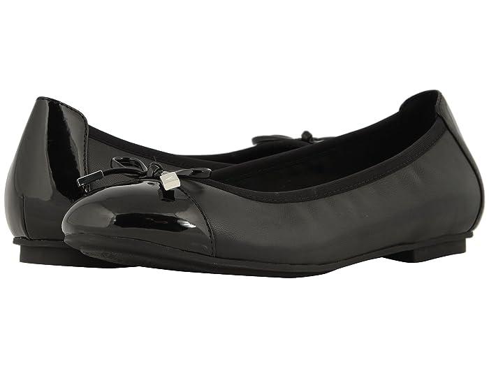 VIONIC  Minna (Black/Black) Womens Flat Shoes