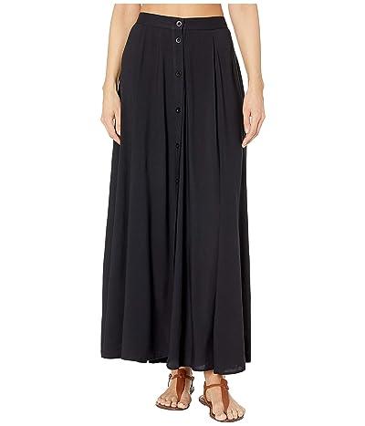 Body Glove Lisa Maxi Skirt Cover-Up (Black) Women