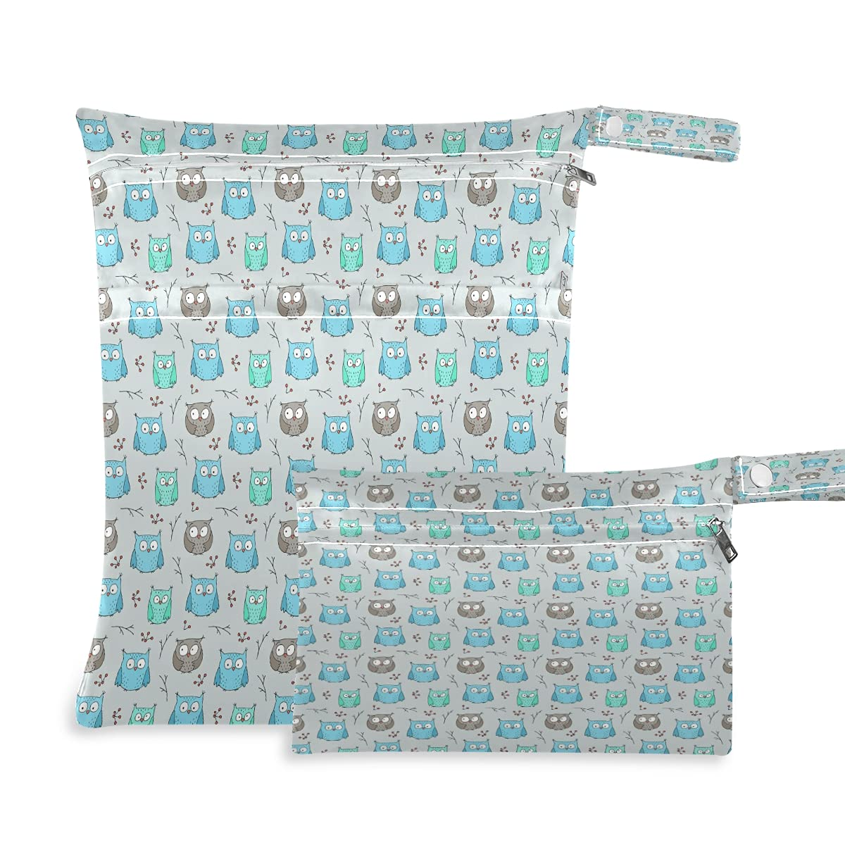 Wet and Dry Classic Bag for Baby Waterproof Reusa Cloth Diaper Sets 2pcs Discount is also underway