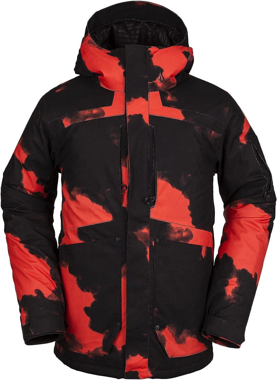 Volcom Men's Scortch Insulated Snow Jacket