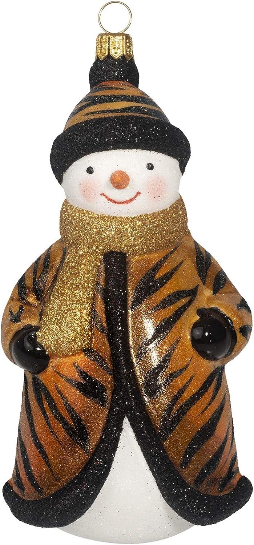 Joy to the 半額 World Collectibles Polish Tigress Glitterazzi Snowman 大特価!!