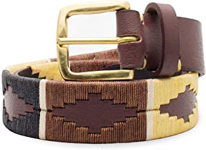 argentinian polo belt