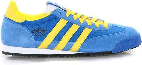Adidas Homme DRAGON-43 1/3-9.5 Bleu V24705-43 1/3-9.5 : Amazon.ca ...
