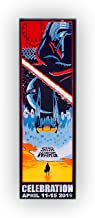 """Star Wars The Force Awakens Movie Poster Pin 