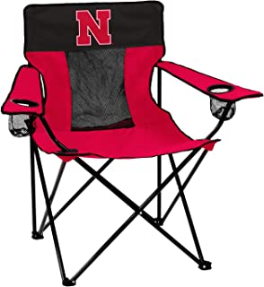 Logo Brands Officially Licensed NCAA Unisex Elite Chair, One Size, Team Color