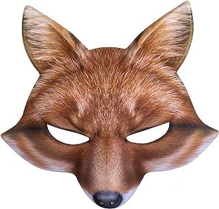 Amazon.es: máscara zorro