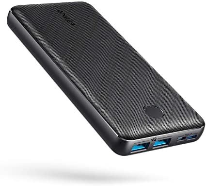 Anker Portable Charger, PowerCore Essential 20000mAh Power Bank