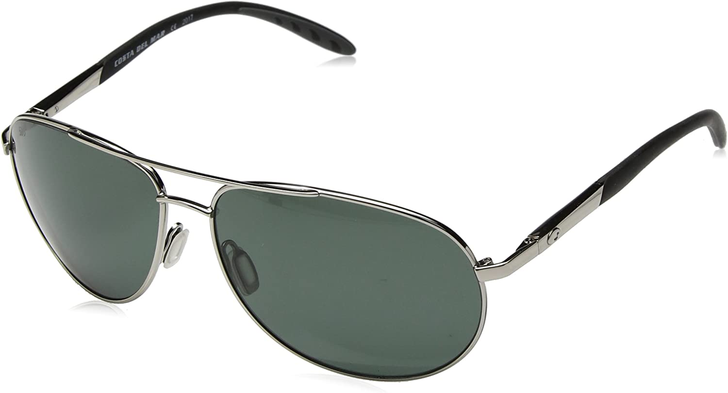 Costa Del Mar Wingman Polarized Sunglasses  Costa 580 Glass Lens