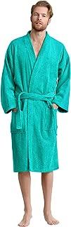 Best mens turkish terry cloth bathrobe Reviews