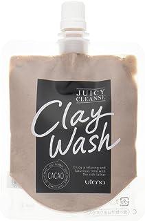 Utena Juicy Cleanse Facial Wash, Cocoa, 110g