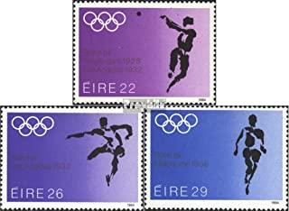 1984 olympic gold stamps