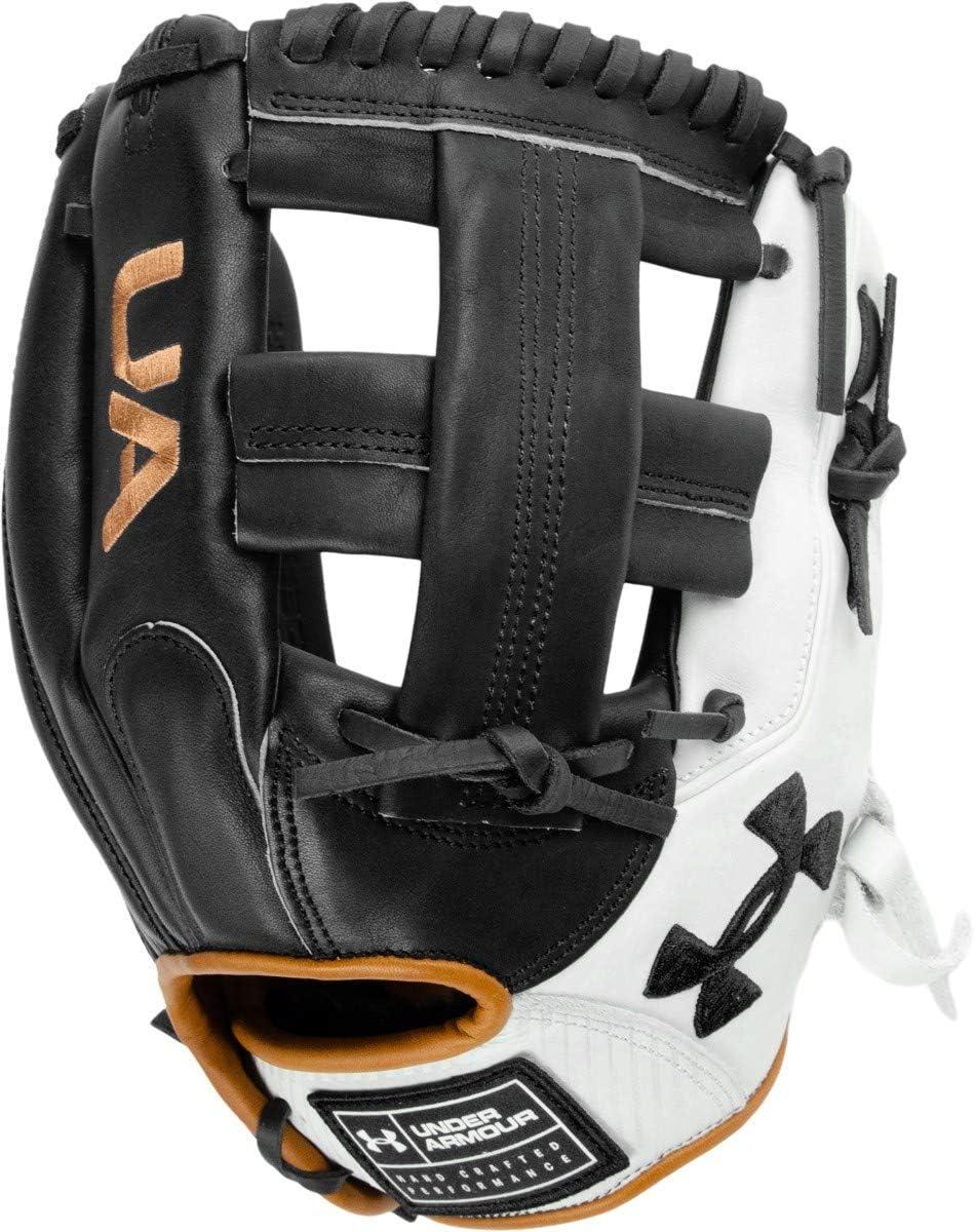 """UA Genuine Pro USA Series Field Glove 11.75/"""" UAFGGP-11752P Camel RHT"""