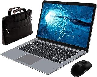 "Ordenador portátil 14,1 "" Inter ® MEBERRY - Ultradelgado Windows 10 PC Portátil : 4 GB de RAM y 64 GB de Memoria - WI-FI 8..."