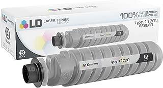 LD Compatible Toner Cartridge Replacement for Ricoh 888260 Type 1170D (Black)