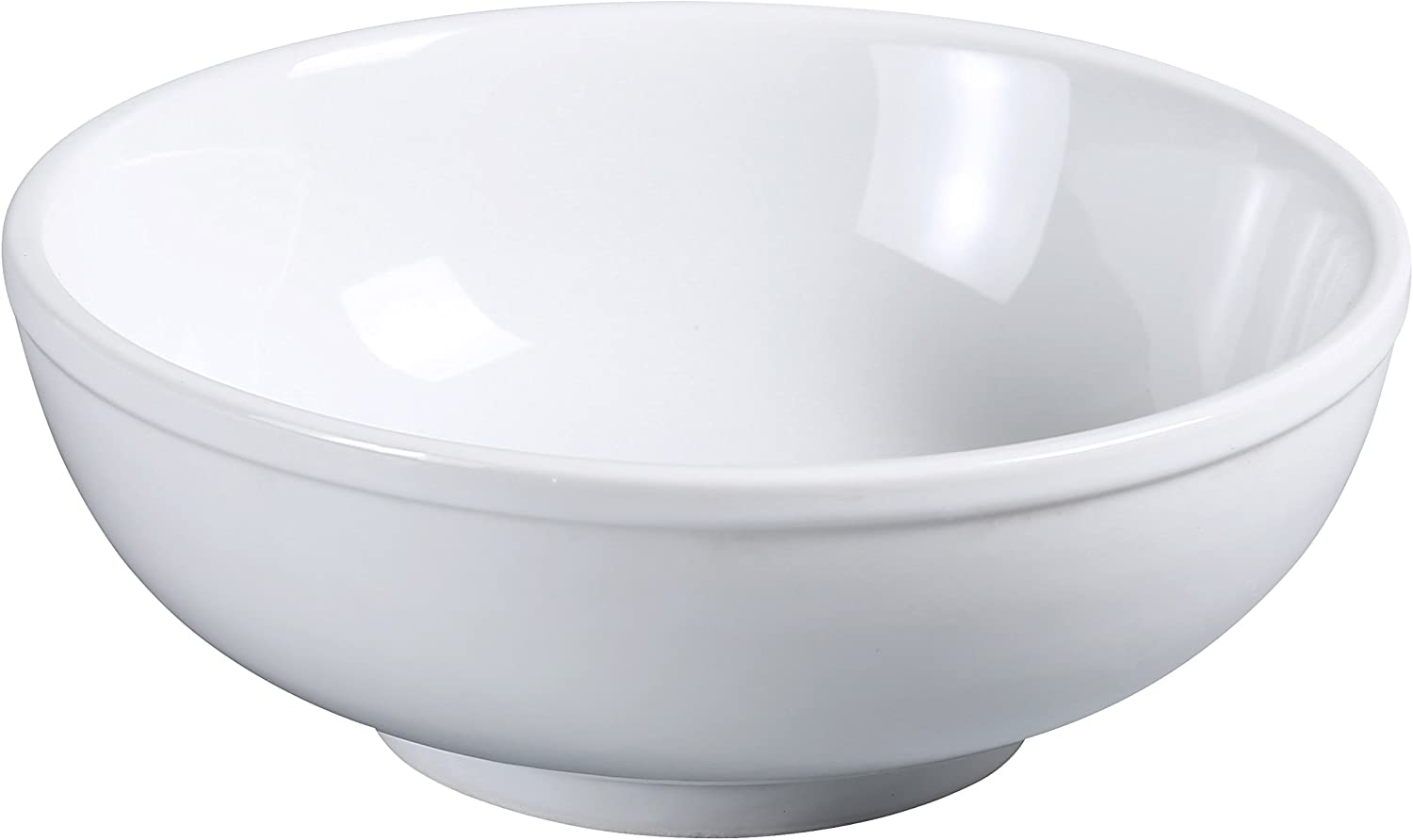 Yanco AC-8-M ABCO 8.5  Menudo Bowl, 48 oz, Porcelain, Super White, Pack of 24