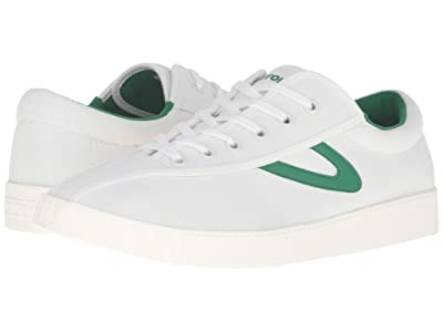 Tretorn Nylite Plus (White/White/Green) Men