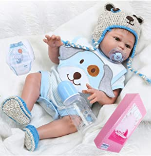 Best full body silicone baby artists Reviews