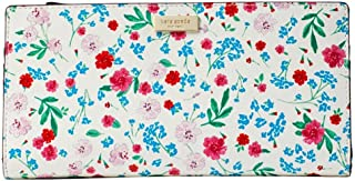 Kate Spade Gardner Street Greenhouse Floral Wallet - Cream Multi