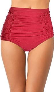 9e4579cb1862 Amazon.es: bañadores mujer - Braguitas, tangas y culotes / Bikinis: Ropa