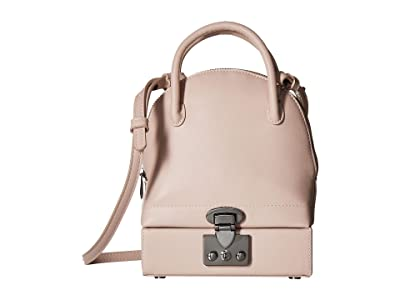 Sam Edelman Bedford Mini Satchel (Pink) Handbags