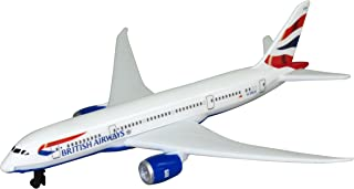 Daron Worldwide Trading British Airways 787 Single Plane Rt6005 Toy
