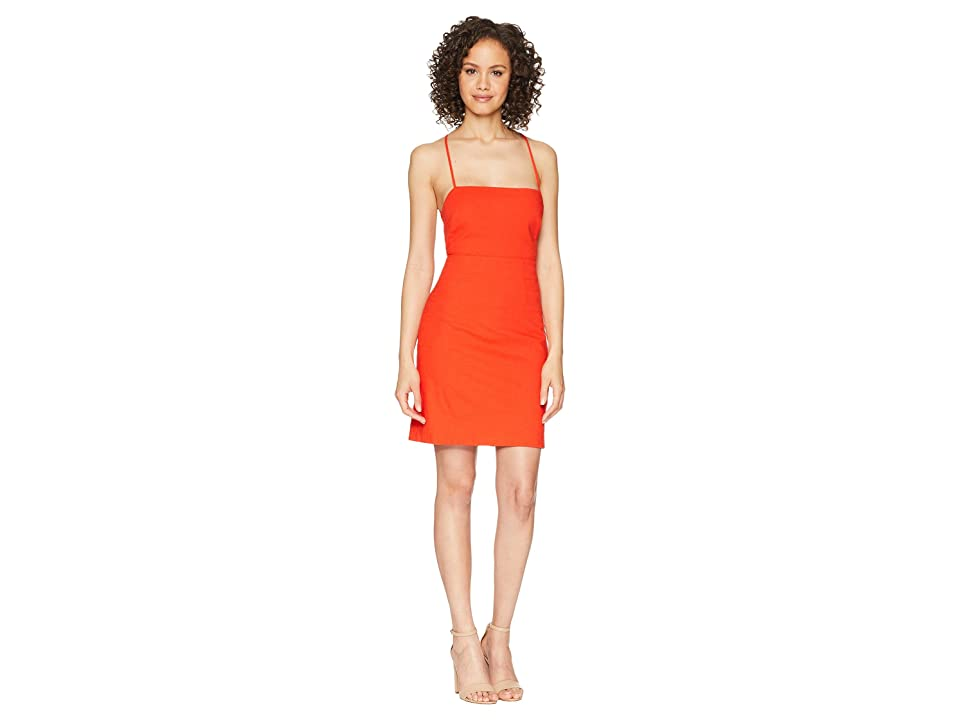 ASTR the Label Mari Dress (Hot Red) Women