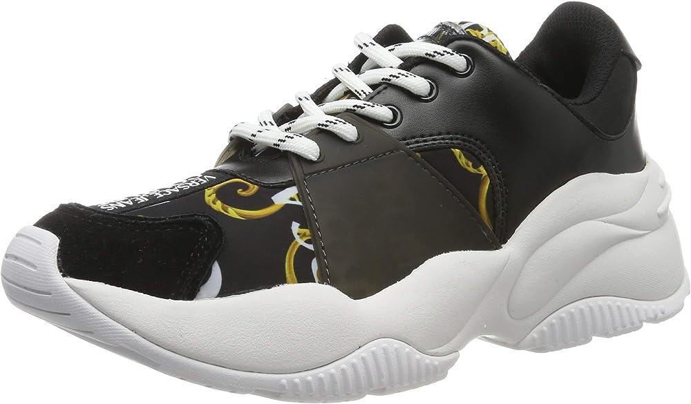 Versace jeans shoes, sneaker donna E0VUBSI371183
