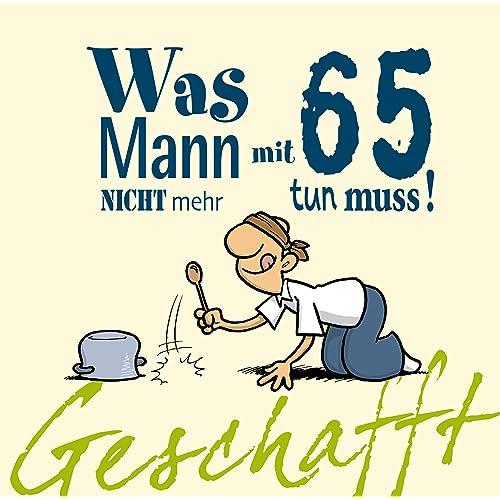 65 Geburtstag Mann Amazon De