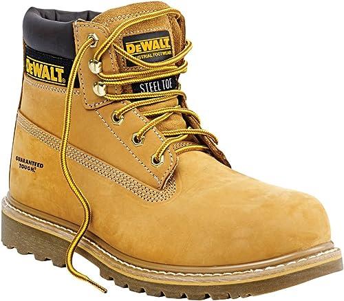 Stiefel de seguridad DeWalt de trabajo trigo tamaño 11