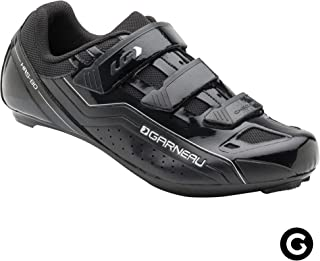 Louis Garneau Unisex Chrome Bike Shoes for Commuting and Indoor Cycling, Compatible with SPD, Look and All Road Pedals