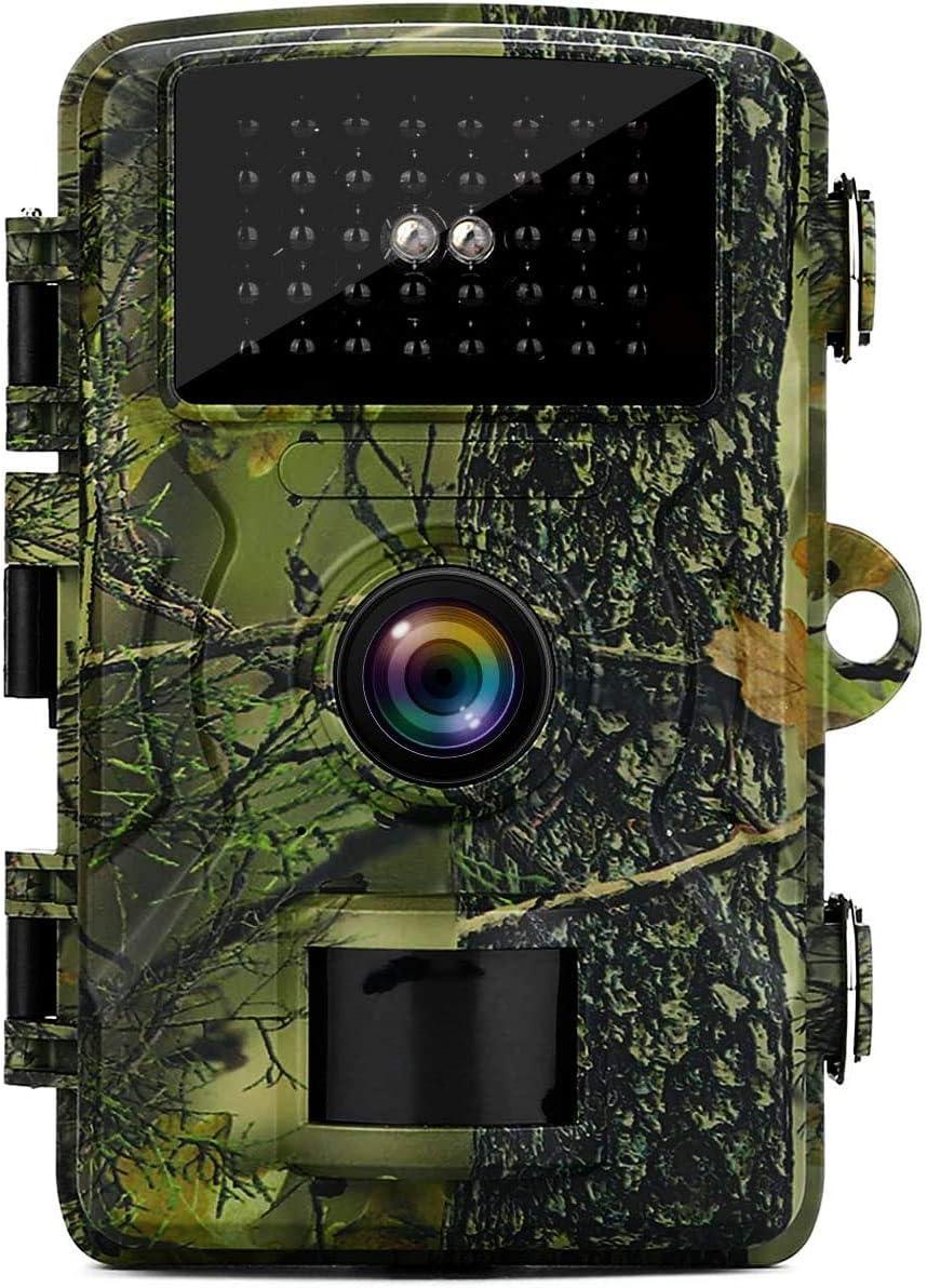 BIGFOX Cámara de Caza 12MP 1080P