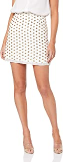 Finders Keepers Women's Moonlight Skirt, Ivory