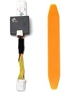 TOYOTA アルファード ヴェルファイア 30系 対応 ルーフカラーイルミネーション自動点灯化キット イベントモード/オーロラモード搭載 完全カプラーオン