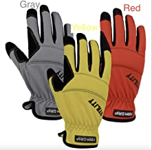Best firm grip tough working gloves Reviews
