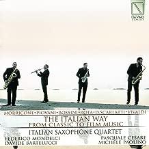 Flute Concerto in F Major, Op. 10 No. 1, RV 433: I. Allegro (Arr. for Saxophone Quartet)