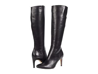 Clarks Laina85 Up (Black Leather) Women