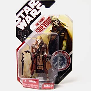Star Wars 30th Anniversary Pre-Cyborg Grievous Action Figure