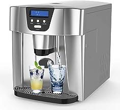 Machine a Glace, Petite Machine a Glaçons de Table, Distributeur D'eau Machine a Glaçons Automatique, Sortie Automatique d...