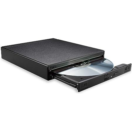 ロジテック スマホ タブレット用ワイヤレスDVDドライブ(黒) LDR-PS8WU2VBK