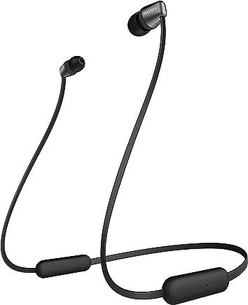 Sony WI-C310 Wireless in-Ear Headphones, Black