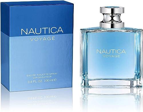 Nautica Voyage Eau de Toilette Spray, 100ml (3.4 oz) product image