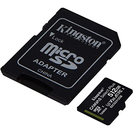 80MBs Works with Kingston Professional Kingston 512GB for Apple A1897 MicroSDXC Card Custom Verified by SanFlash.