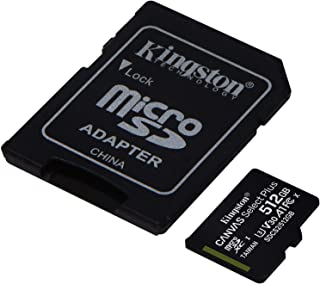 80MBs Works with Kingston Professional Kingston 256GB for Samsung Galaxy A91 MicroSDXC Card Custom Verified by SanFlash.