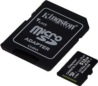 Kingston 512GB Lenovo IdeaPad MIIX 300 MicroSDXC Canvas Select Plus Card Verified by SanFlash. (100MBs Works with Kingston)