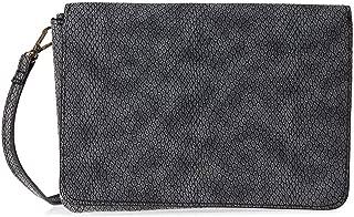 Ichi Shoulder Bag for Women - Polyurethane, Ebony
