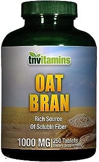 chewable oat bran tablets