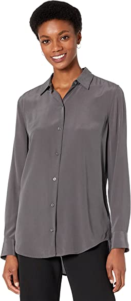 Essential Solid Blouse