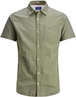 Jack & Jones Jorabel Shirt SS STS Camisa para Hombre